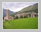 la vallée de Boï (Catalogne)