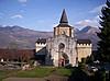 L' abbaye bénédictine de Saint Savin