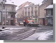 Luz Saint Sauveur, mars 2007.