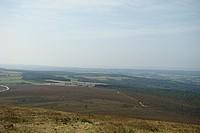 vue sur la baie de Douarnenez