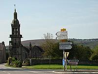 la chapelle Sainte Marie du Ménez Hom