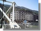 Andorra la Vella en juin 2007.