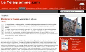 http://www.letelegramme.com le 27 avril 2012