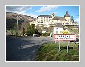 Arrens Marsous au coeur du Val d'Azun (Hautes Pyrénées)