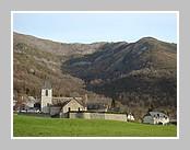 Ouzous au pied du Pibeste dans les Hautes Pyrénées