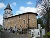 L'église de Aïnhoa