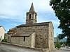 L'église de St Martin de Ur