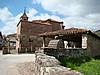 L'église Santa Cruz d'Elbete