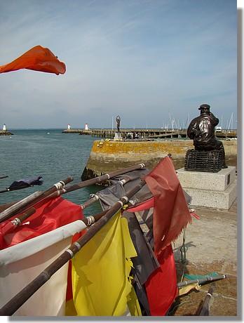 Port Haliguen à Quiberon. Photo prise le 9 septembre 2009. - © http://borddemer.over-blog.fr