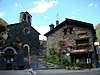 L'église Sant Serni de Llorts