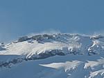 Sur les hauteurs de Gavarnie (mars 2008).