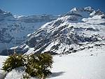 Les Pyrénées en hiver