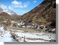 Le village de Gavarnie (65)