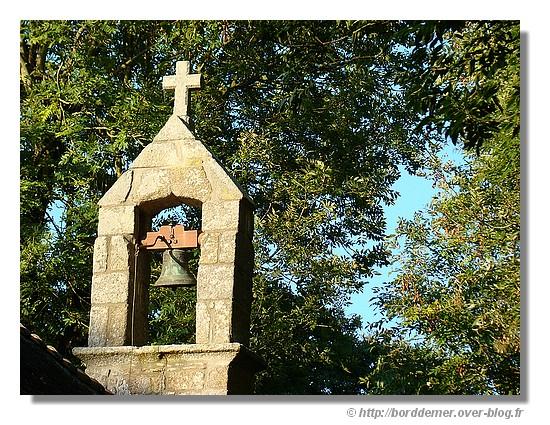 Clocher de la chapelle de Trémoor à Riec/Belon (le dimanche 28 septembre 2008) - © http://borddemer.over-blog.fr