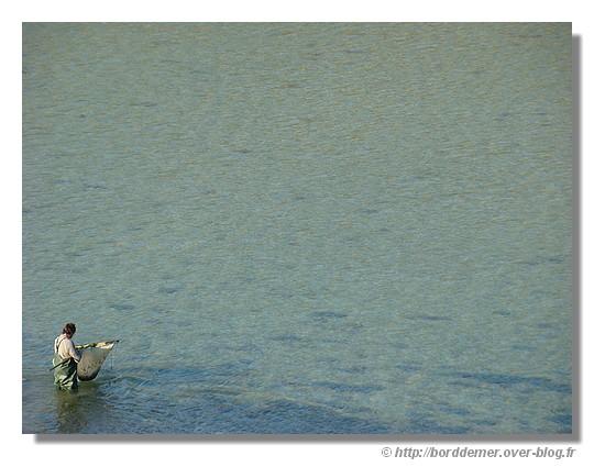à la pêche (Merrien à Moélan/Mer, le dimanche 28 septembre 2008) - © http://borddemer.over-blog.fr