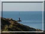 un sentier côtier près de Merrien à Moélan/Mer