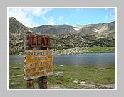Llat (Carlit). Juin 2007 - Pyrénées Orientales.