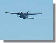 Avion militaire près des étangs de Bassiès (09)