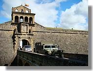 Citadelle de Jaca (Aragon, juin 2008).