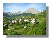 Le Cirque de Lescun. juin 2008 - Pyrénées Atlantiques.