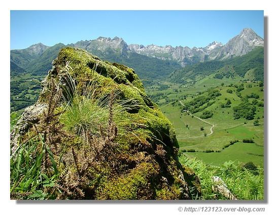 les paysages des Pyrénées