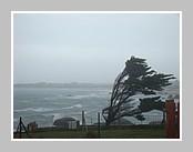 tempête sur l'océan