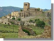 Le village abandonné de Esco - Aragon