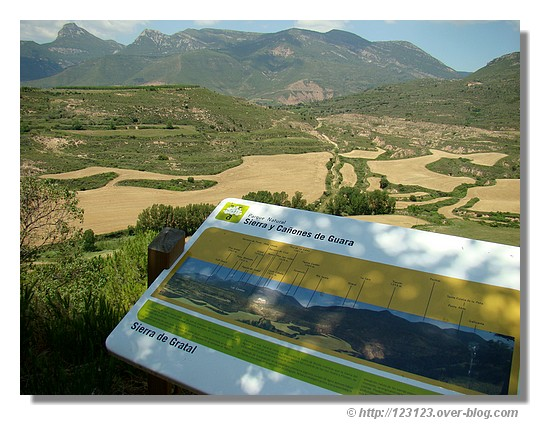 Sierra de Guara (Aragon - juin 2008) - © http://123123.over-blog.com