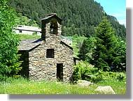 Sant Antonio en Arinsal.