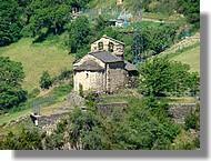 Eglise près de Canillo.