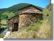 Eglise Sant Miquel de Fontaneda.