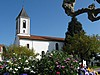 L'église de Cambo les Bains