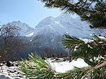 Paysages des Pyrénées (mars 2008).