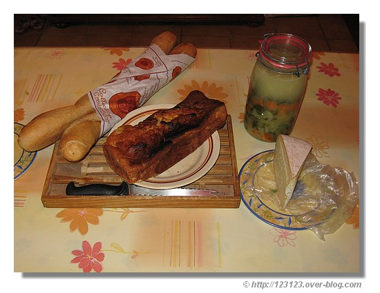 Que c'était bon! Un très bon acceuil et de beaux souvenirs de Lescun (été 2008) - © http://123123.over-blog.com