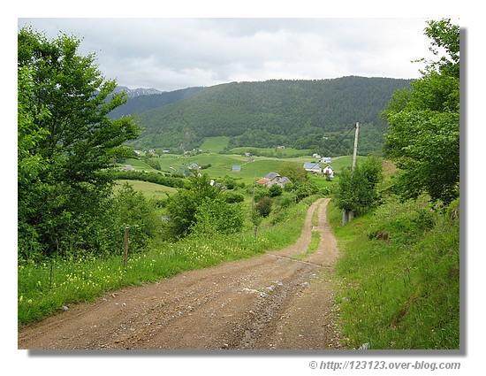Balade dans les haureurs de Lescun (juin 2008) - © http://123123.over-blog.com