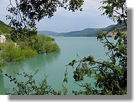 Embalse de Yesa (Aragon)