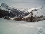 paysages en hiver