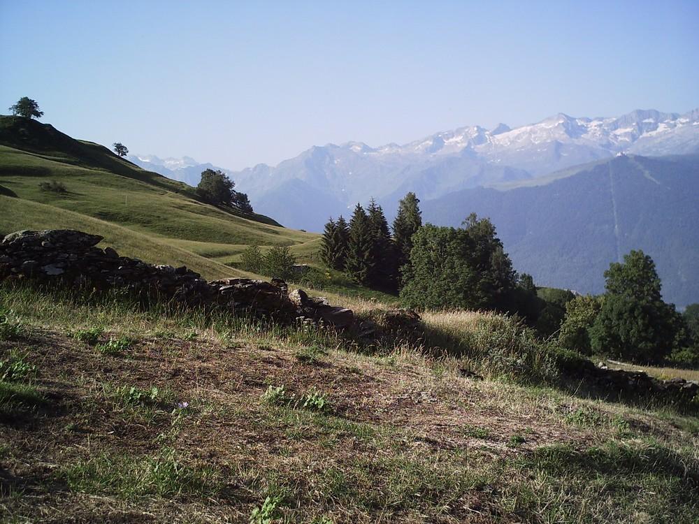 sommets du Luchonnais