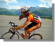 Przemyslaw Niemiec (Miche), le vainqueur de l'étape.