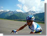 LOUBET Julien (AG2R), 3ème de l'étape.