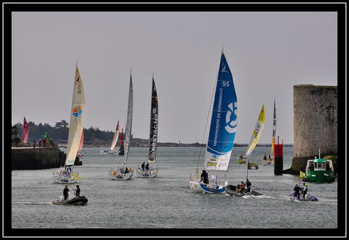 Prologue transat AG2R 2014