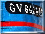 Bleu blan rouge, couleurs du chalutier David-Pierre