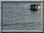 Petite embarcation près de Pendruc à Trégunc