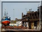 Le Slipway du port avec le Lycia