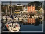 Port Tudy à Groix