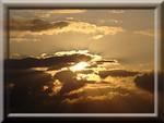 Coucher de soleil sur Trévignon
