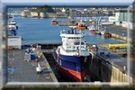 Remorqueur de haute mer Abeille Languedoc dans le port