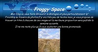 Froggy space