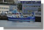 Berceau de l'Océan à quai (CC 911295). Photo prise le 28 novembre 2010.