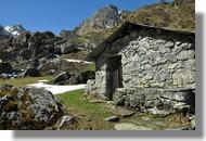 La cabane d'Itchaxe (vallée d'Aspe)